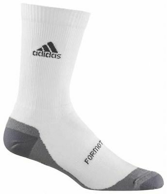 adidas Performance One Pair Formotion Tennis Cushion Crew Socks Pro Match Adult