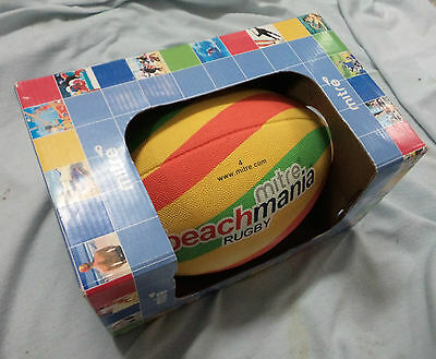 #ll4.  Boxed Mitre  Beachmania  Football