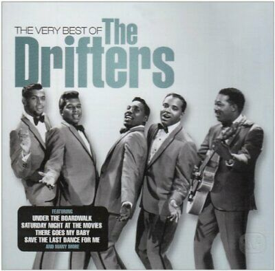 The Drifters - The Very Best Of The Drifters - The Drifters CD PWVG The Cheap