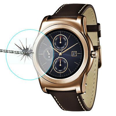 0.2mm 9H HD Clear Tempered Glass Film Screen Protector For LG Watch Urbane W150