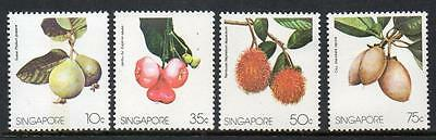 Singapore MNH 1986 Fruits