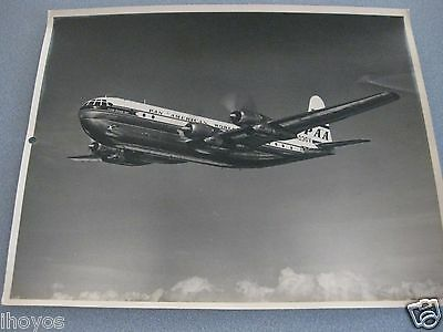 1950's Orig PHOTO 14x11 OWNED BY PAN AM  BOEING B-377 Stratocruiser  CLIPPER