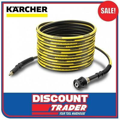 Karcher Genuine High-Pressure Extension Hose 10 Metre, K3 - K7 - 2.641-710.0
