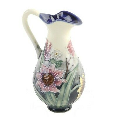 "TW1116  Old Tupton Ware Summer Bouquet Jug 4""  NEW 14828"