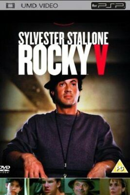 Rocky V [UMD Mini for PSP] [DVD] - DVD 2 QELN The Cheap Fast Free Post