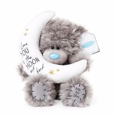 """Me to You Tatty Teddy Love You To The Moon And Back Bear Gift 9"""" New G01W4100"""