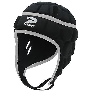 Patrick Unisex HeadGuard Headgear Protector Rugby Sports Equipment Accessories