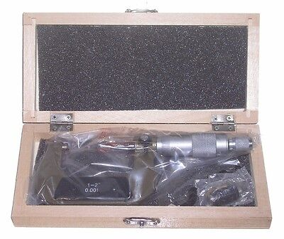 "(NEW) Outside Micrometer 1"" - 2"" inch imperial standard"