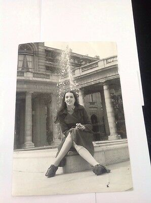 ISABELLE ADJANI - Photo de presse originale Exclusive  30x21cm