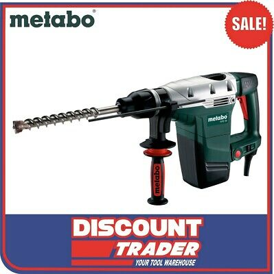 Metabo SDS Max Electronic Combination Hammer Drill KHE 56