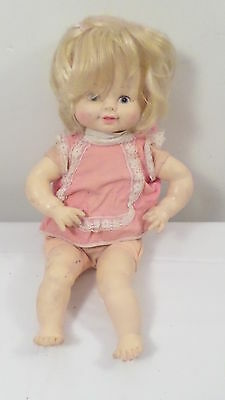 Vintage 1969 Horsman Battery Operated Doll