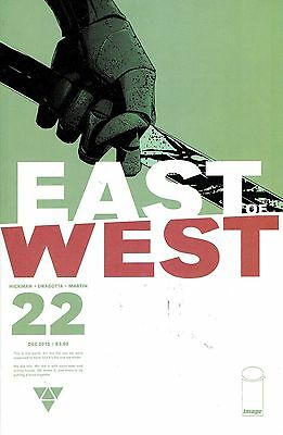 East Of West #22 (NM)`15 Hickman/ Dragotta