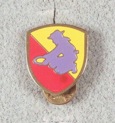 Army DI Pin:  49th Infantry Division - cb, nhm, 25 mm - COPY