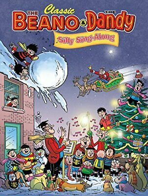 Beano and Dandy Giftbook 2014 (Annuals 2014) by DCTHOMSON Book The Cheap Fast