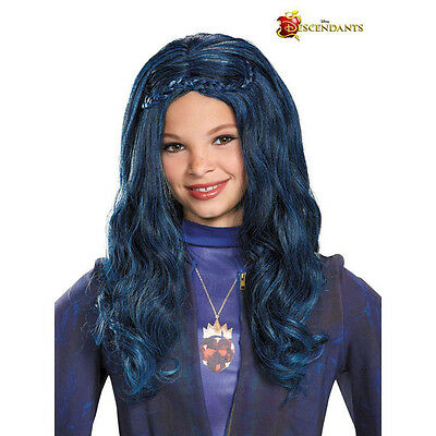 Disney Descendants Evie Isle of the Lost Girls Costume Child Wig Disguise 88154
