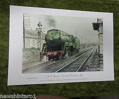 Approx. 80  Australian  Railway Posters - 3801 At  South  Goulburn  Box, Pickup
