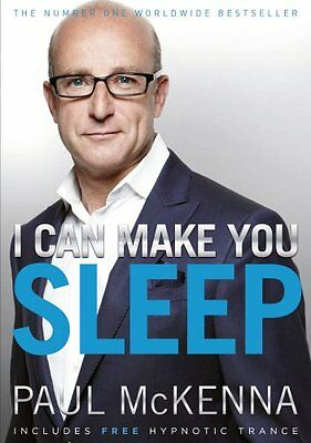 I Can Make You Sleep, McKenna, Paul Paperback Book The Cheap Fast Free Post