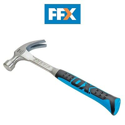 Ox Tools P080120 Durable Pro Claw Hammer 20oz