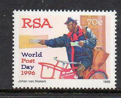 South Africa MNH 1996 World Post Day