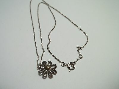 TIFFANY & CO 925 PALOMA PICASSO necklace,great cnd,sterling silver,pre-owned,