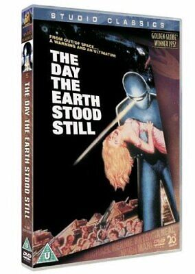 The Day the Earth Stood Still [DVD] [1951] - DVD  VYVG The Cheap Fast Free Post