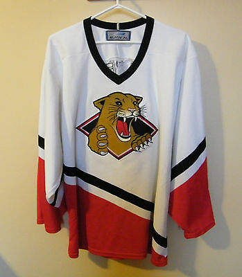 Prince George Cougars Hockey Jersey.