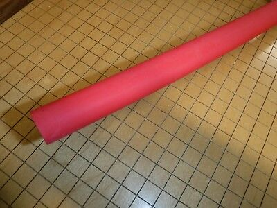 """1/2"""" Red Adhesive Lined 3:1 Ratio Heat Shrink Tubing 4 Feet"""
