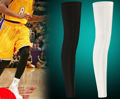 Sports Leg Support Stretch Sleeve Compression Socks Running Basketball Dri-Fit