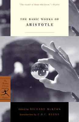 Basic Works of Aristotle (Modern Library Classics) - Paperback NEW Aristotle 200