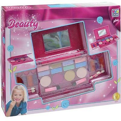 KINDER SCHMINKSET Kinderschminke Make up Set Kosmetikset 55679