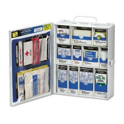 First Aid Only 136-Piece First Aid Kit (OSHA Compliant) 1350FAE010 New