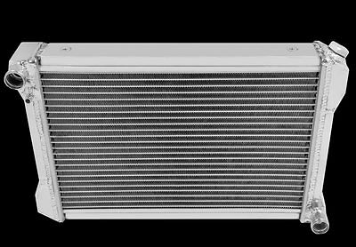 Champion Cooling 2 Row All Aluminum Replacement Radiator EC6474 MG Midget