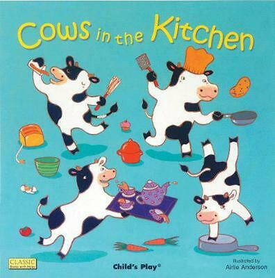 Cows in the Kitchen by Airlie Anderson (English) Paperback Book Free Shipping!