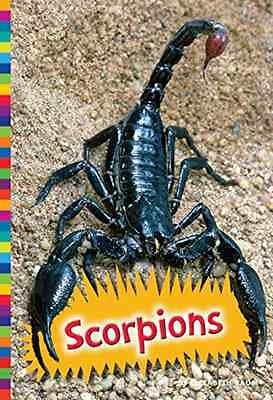 Scorpions (Poisonous Animals) - Paperback NEW Elizabeth Raum  2016-02-02