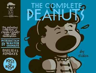 The Complete Peanuts 1953-1954 (Peanuts): 2 - Hardcover NEW - 2007-10-18