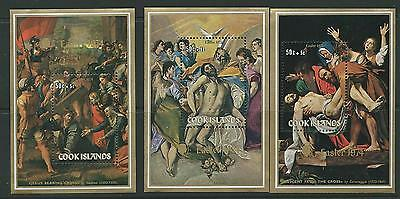Cook Islands Sgms465 1974 Easter Children,s Charity Mnh