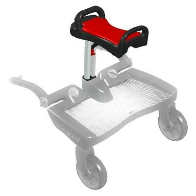 Lascal Buggy Board SADDLE (Red)