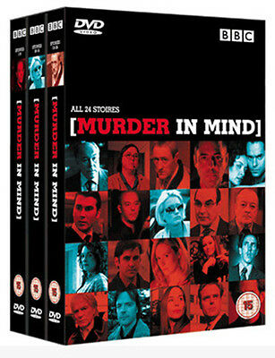 Murder in Mind: The Complete Collection (2003) [NEW DVD]