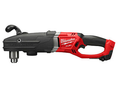 Milwaukee M18FRAD-0 18v Super Hawg 2 Speed Right Angle Drill Driver Bare Unit