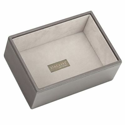 Stackers by LC Designs Mink & Grey Mini Deep Open Jewellery Tray