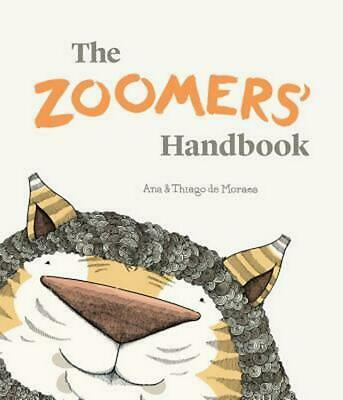 The Zoomers' Handbook by Ana De Moraes (English) Hardcover Book Free Shipping!
