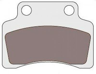 Brake Pads Discs RMS S24 mit KBA Motowell Crogen City RS Magnet Yoyo 50