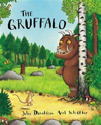 The Gruffalo by Donaldson, Julia Board book Book The Cheap Fast Free Post