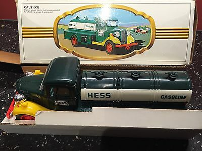 1980 Hess, The first hess truck in original box