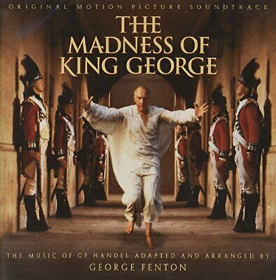 Various - The Madness of King George - Various CD U0VG The Cheap Fast Free Post