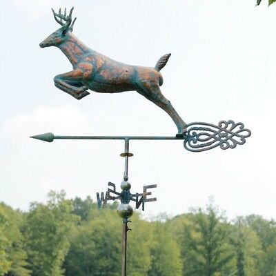 Marshall Home Garden Deer Weathervane