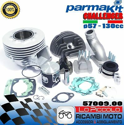 57009.00 GRUPPO TERMICO PARMAKIT CHALLENGER COLLETTORE  ø30 VESPA SPECIAL PK