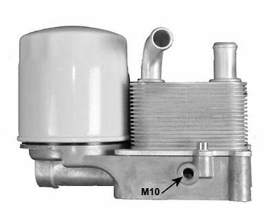 NRF Oil Cooler engine oil 31193 Fit with Ford Focus