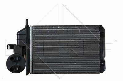 NRF Heat Exchanger interior heating 53610 Fit with Fiat Seicento