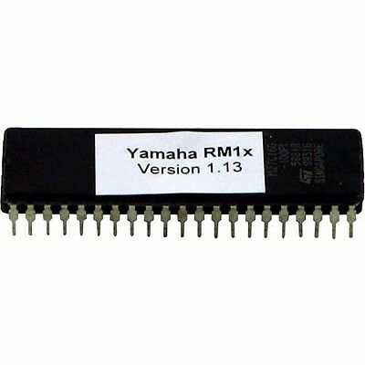 Yamaha RM1x Sequence Remixer EPROM Chip Version 1.13